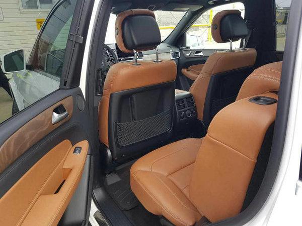 17款奔驰GLS450加版 造型超拉风年末新惠-图6