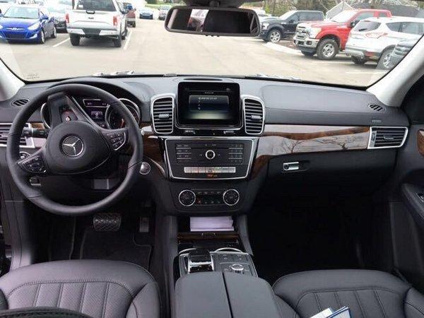 2017款奔驰GLS450 102万奔驰豪惠起步价-图6