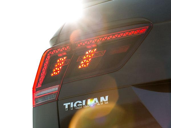 大众进口汽车Tiguan试驾体验在深圳举行-图4