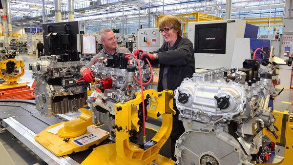 捷豹首款Ingenium引擎投产 新SUV将搭载-图6