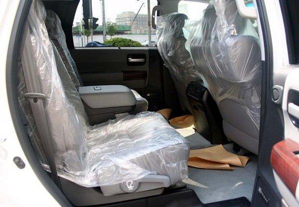 2016款丰田红杉价格 SUV中的王者享折扣高清图片
