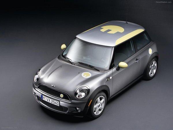 MINI推全新纯电动版车型 2019年将上市-图2