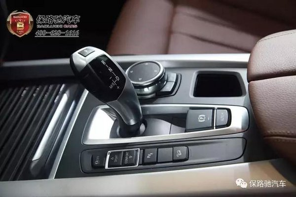 16款宝马X5中东版 现车65.98万-图8