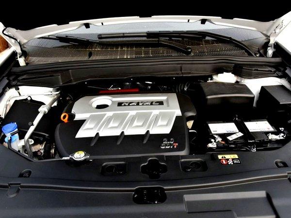 石家庄实拍2017款红标哈弗H6 Coupe-图16