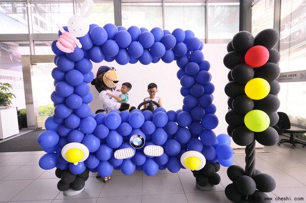 创新公益模式 bmw儿童交通安全训练营