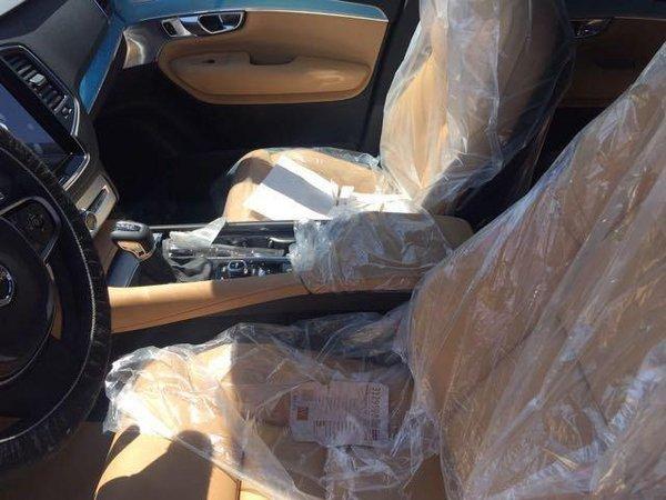 沃尔沃XC90七座SUV大越野价格 淡季让利-图6