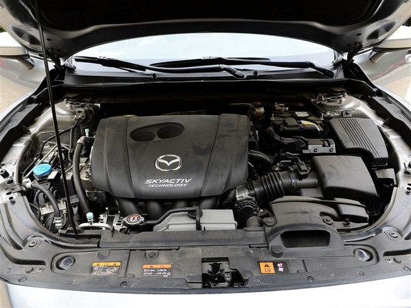 阿特兹优惠0.6万元 降价竞争马自达CX-4-图4