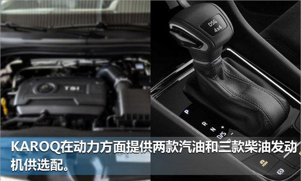 斯柯达新SUV-KAROQ全球首发 国产车11月亮相-图1