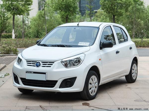 魅力小车 实用主义启辰R30现优惠2100元-图1