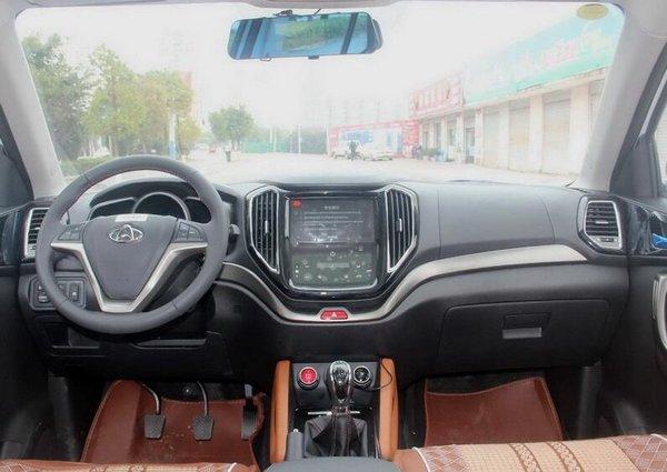 长安CX70优惠高达5000元 竞争东风580-图2