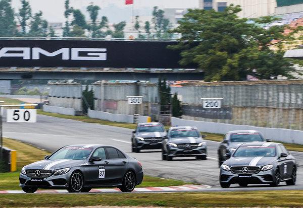 忘掉M performance 珠海赛道体验AMG43/45/63-图6
