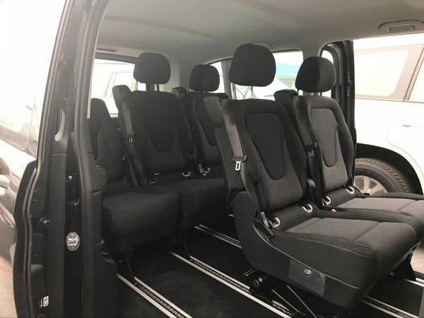 2017款奔驰V250商务车 舒适旅程随时起航-图7