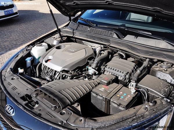 起亚K5现在可享优惠高达1.6万 现车充足-图3