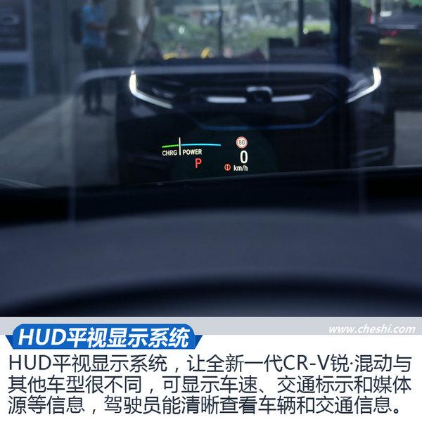 同级别中的唯一 全新一代CR-V锐·混动都有啥不同-图10
