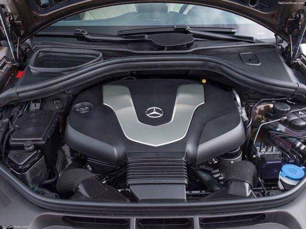 17款奔驰GLS450降价狂潮 精品SUV各版本-图7