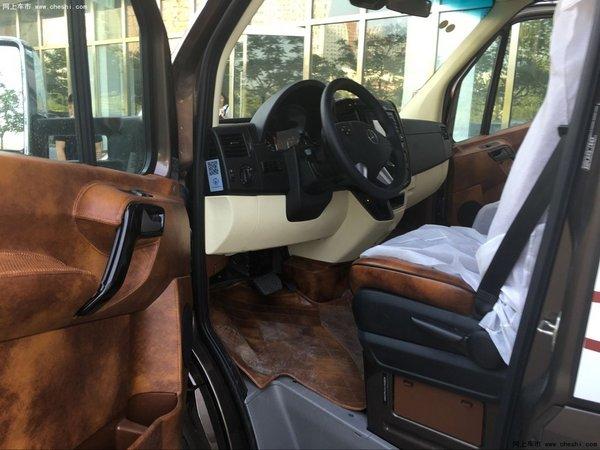 奔驰斯宾特房车上蓝牌 斯宾特24J数量少-图7
