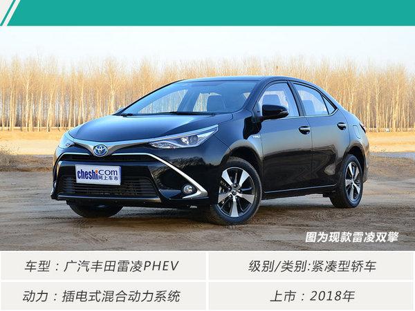 丰田/雷克萨斯开启电动车攻势 7款产品即将上市-图5