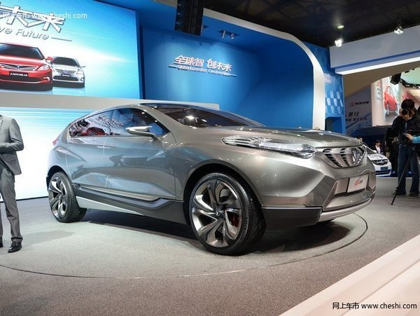 长安汽车2015新车规划 全新SUV MPV登场 -长安新车规划 长安CS35 高清图片