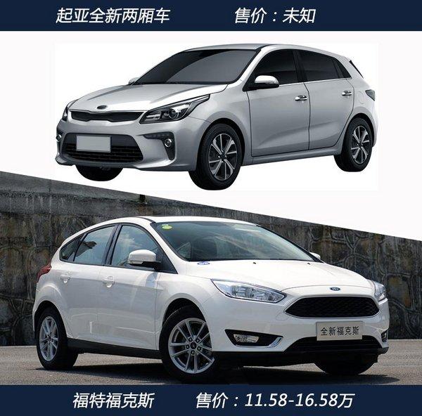 东风悦达起亚将推全新两厢车 与奥迪A3同级-图1