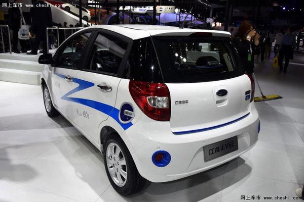 坚守阵地 北京车展16款中国品牌轿车首发-图8