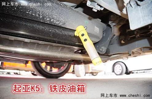 丰田 起亚减配新招 油箱也减配高清图片