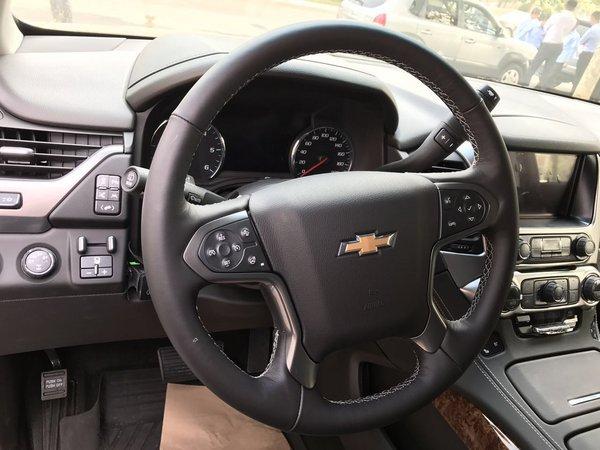 16款雪佛兰萨博班现车 V8猛驾特惠专属价-图4