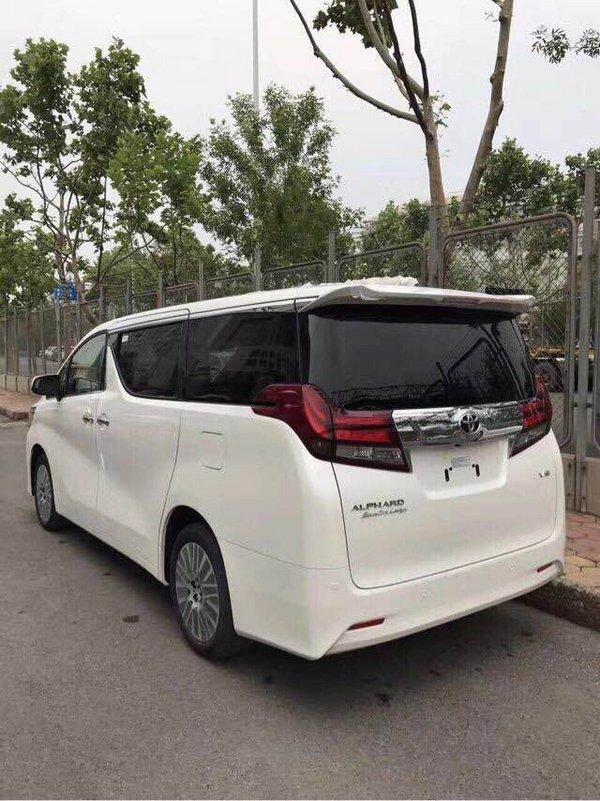 2017款丰田埃尔法 爆款商务车享舒适旅程-图4