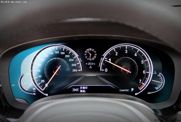 王者的对决 全新BMW 5系强势来袭-图9