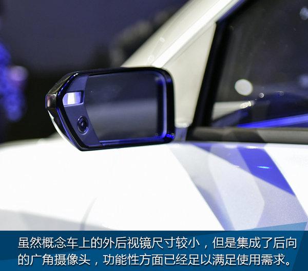 来自未来的MPV ICONIQ纯电动MPV实拍-图9
