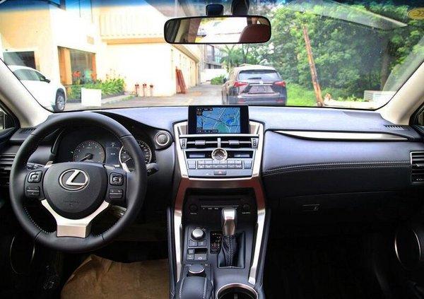 雷克萨斯NX 购车优惠2万竞争宝马X3-图2