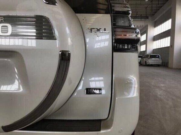 17款丰田霸道2700TXL 限量黎巴嫩版44万-图7