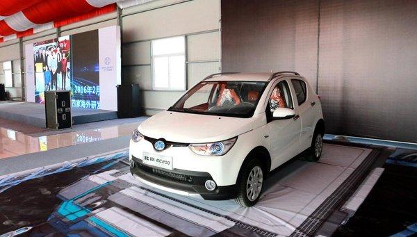 山东纯电动汽车最佳购买时机首付1.49万-图8
