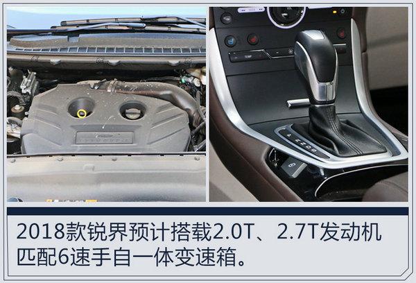 福特汽车两款新SUV10月将上市 18.5万元起售-图1