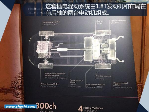 DS6将推插电混动版车型 油耗下降/竞争宝马X1-图2