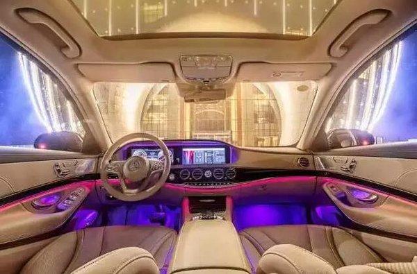 给您介绍下引领设计之尊的新一代S级轿车-图8