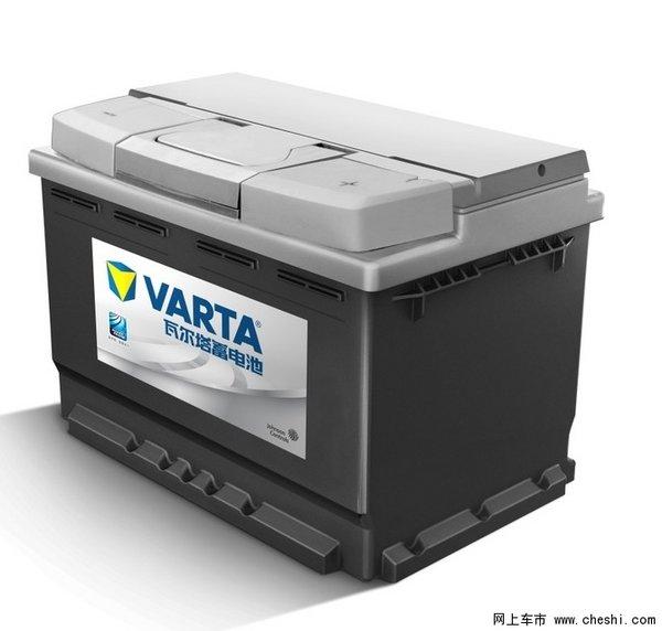 瓦尔塔全新一代汽车蓄电池技术suretop
