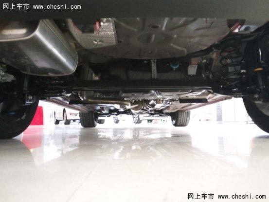 新一款中国品牌小型SUV 风神AX4到店实拍-图14