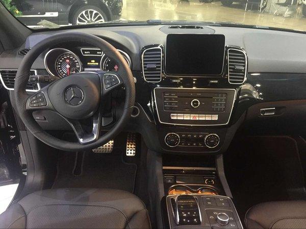 2017款奔驰GLE43 AMG配置 现车销售全国-图5