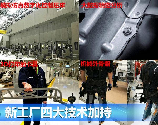 """华晨宝马新大东工厂-明日揭幕 配4大""""黑科技""""-图2"""