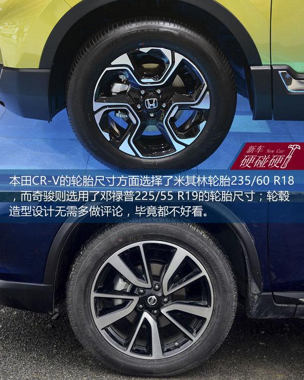 偶像男神和暖男大叔! 本田CR-V对比日产奇骏-图5