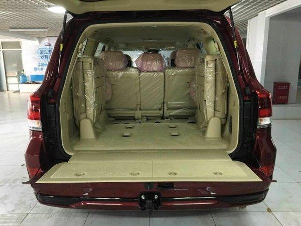 17款丰田V8热销全国 酷路泽5700中东价格-图7