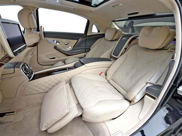 17款奔驰迈巴赫S600 美规价格津门最优惠-图7