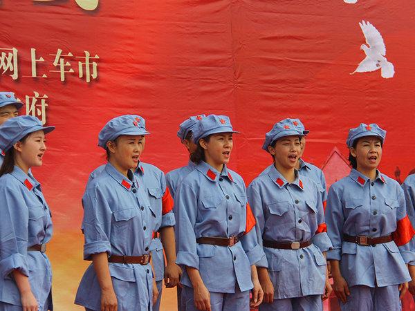 网上车市助力中国最强车重走长征路  见证中国品牌汽车崛起-图2
