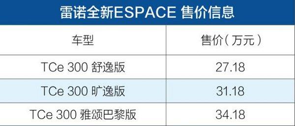 雷诺跨界MPV ESPACE济南上市发布盛宴-图2