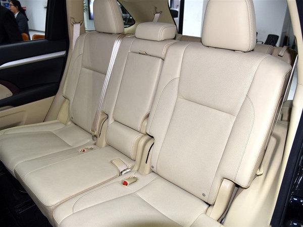 新款丰田汉兰达最低价格品质越野销全国-图6