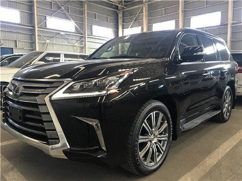 2018款雷克萨斯LX570 全尺寸SUV火热促销-图2