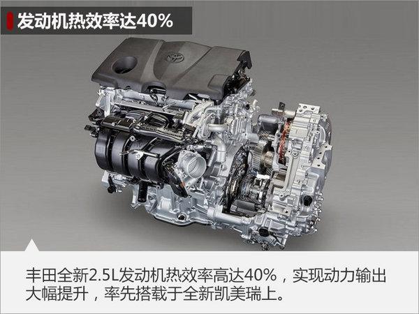 丰田全新凯美瑞将国产 更换引擎/动力提升-图3
