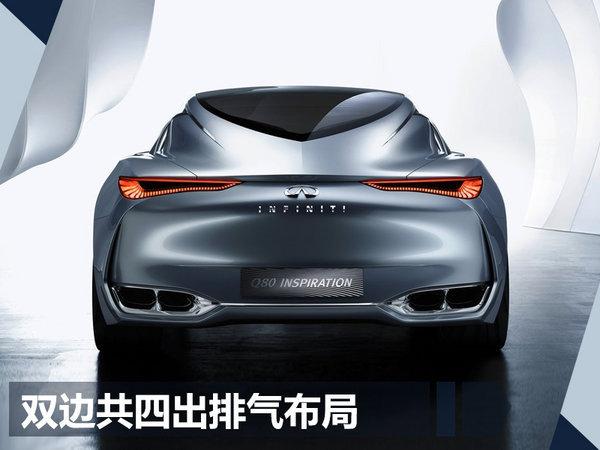 英菲尼迪两款新车将发布 概念车尺寸超帕纳梅拉-图6