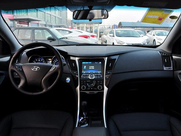 沧州索纳塔八购车优惠4.5万 现车销售-图3