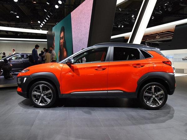值得翘首期盼 盘点广州车展必看的6款高颜值SUV-图8